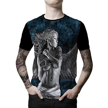 Stompy Camiseta Estampada Exclusiva