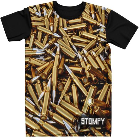 Stompy Camiseta Estampada Exclusiva 65