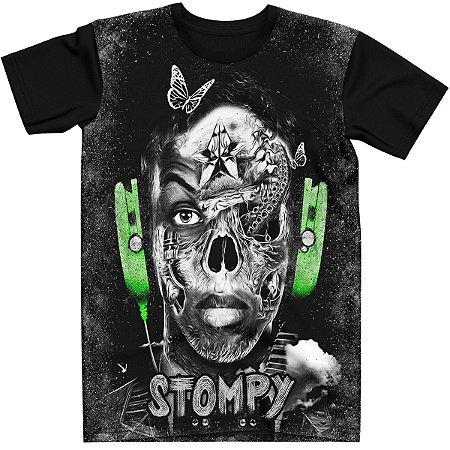 Stompy Camiseta Estampada Exclusiva 91