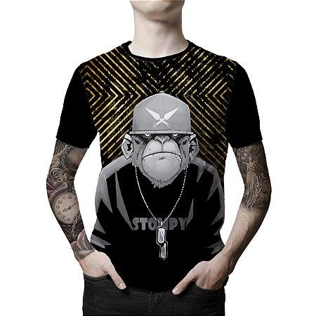Stompy Camiseta Estampada Exclusiva 113