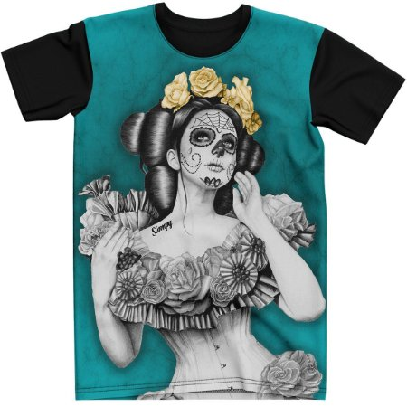 Stompy Camiseta Estampada Exclusiva 136