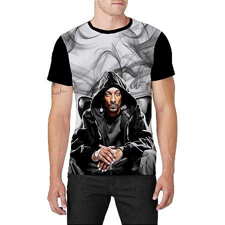 Stompy Camiseta Hip Hop Black Rap Music
