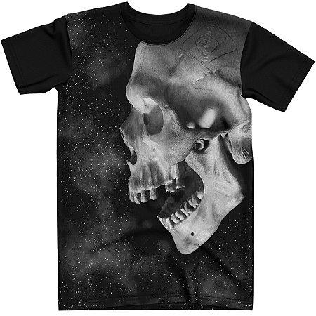 Stompy Camiseta Estampada Skull Space