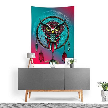 Stompy Tecido Decorativo Tactel Dreamcatcher