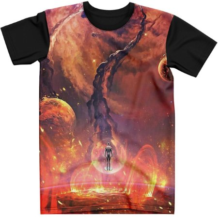 Stompy Camiseta Psicodelica Rave Trippy 81