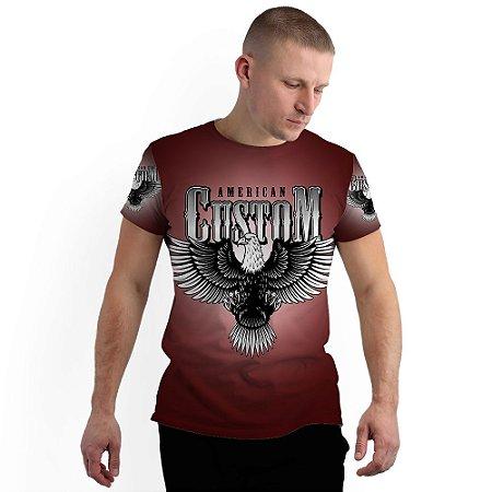 Stompy Camiseta Full Print  American Custom