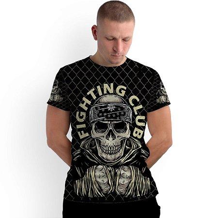 Stompy Camiseta Full Print Fighting Club