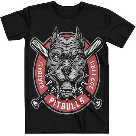 Stompy Camiseta Pitbull Dog