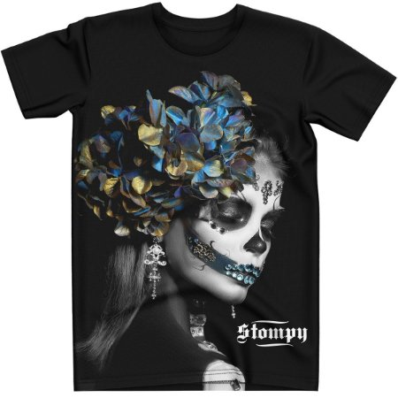 Stompy Camiseta Dark Catrina