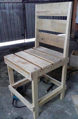 Cadeira Tradicional