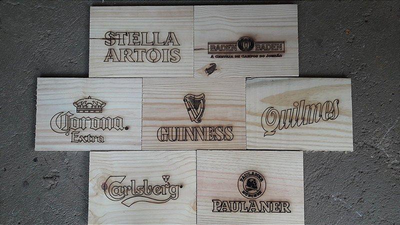 Rótulos de Cerveja (Tamanho G)