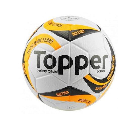 E-BOLA TOPPER BOLEIRO CAMPO SOCIETY - Jocam Distribuidora de Calçados b038f6fe07187