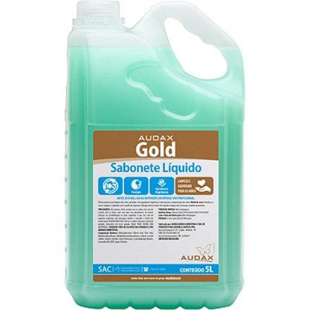 Sabonete Liquido Erva Doce Gold Verde Galão 5 Lts - Audax