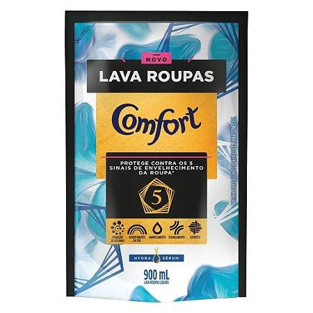Sabão Liquido Comfort Hydra Serum Doypack 900ml - Sabão Líquido Comfort