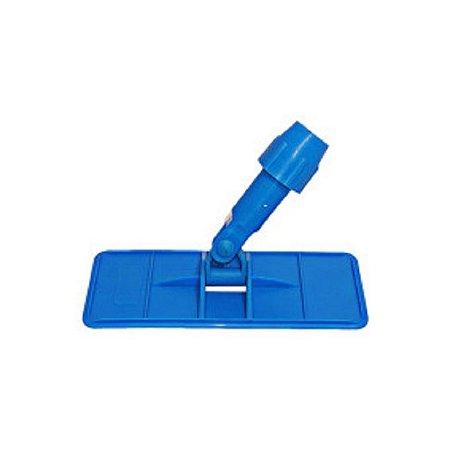 Suporte Limpa Tudo Azul s/ Cabo LT p/ Fibra de Limpeza - Certec