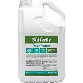 Butterfly Desinfetante Floral Galão 5 Lts - Pronto Uso - Audax