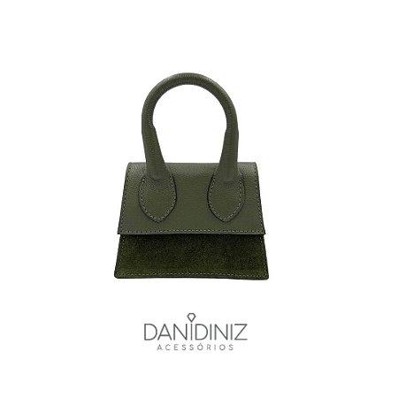 Mini Bag verde militar