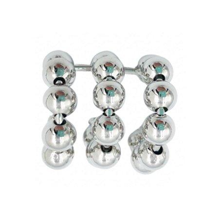 Piercing fake esferas Jeniffer