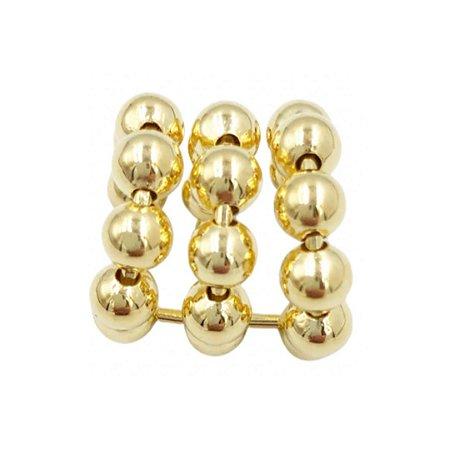 Piercing fake esferas Carla