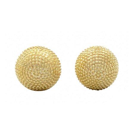 Brinco esfera Livia