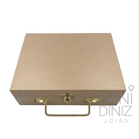 Maletas porta-joias Gold