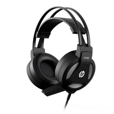 Headset Gamer HP H100 Compatível Com Celular PC PS4 Xbox One