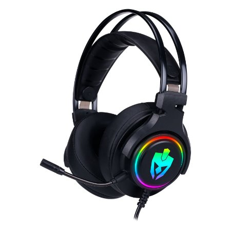 Headset Gamer 7.1 Surround Evolut Agni Pro Eg-340 Pc Celular Free Fire Among Us