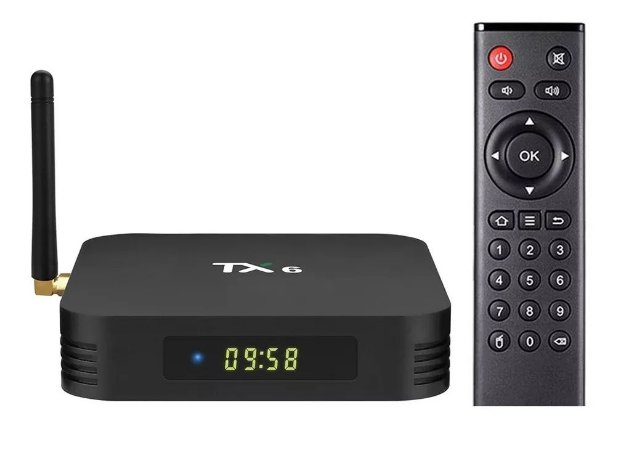 Tv Box TX 6