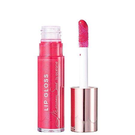 lip gloss mari saad berry pink