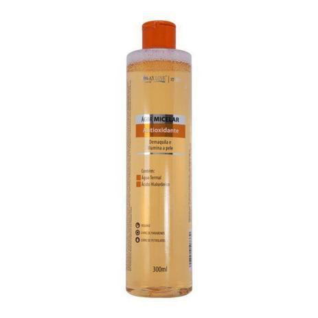 agua micelar antioxidante - max love