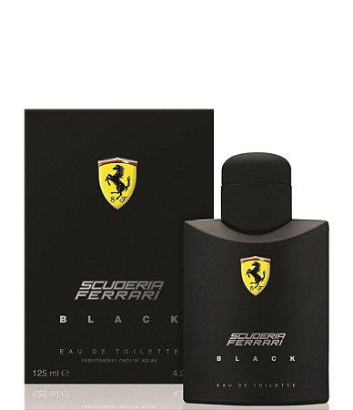 perfume ferrari black - original 200ml