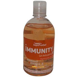 Álcool em Gel Antisséptico 70º Immunity