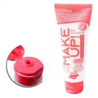 Hidratante Facial Make Up - Dermachem Anti Craquelamento