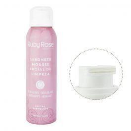 Sabonete de Limpeza em Mousse - Ruby Rose (Rosa)