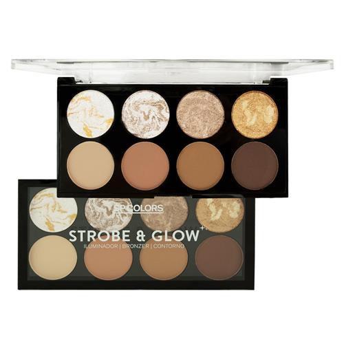 Paleta Strobe & Glow SP COLORS - Paleta 8 Cores