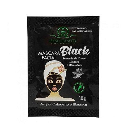 Máscara Facial Black Phállebeauty