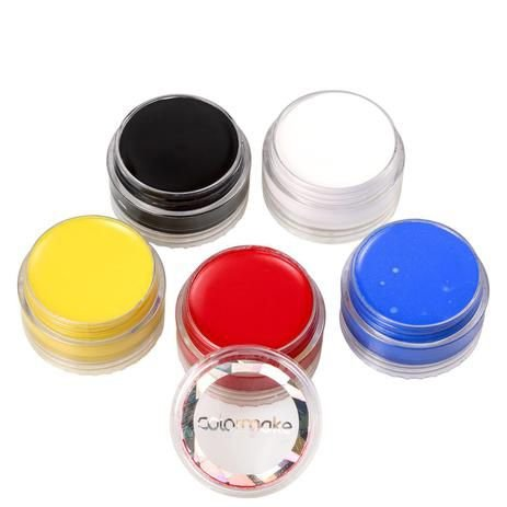 Tinta Facial Colormake  Cremosa  (5 Produtos)
