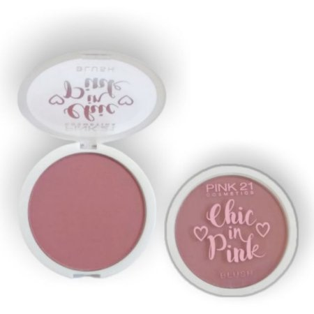 Blush Pink 21 Chic in Pink Cor 03