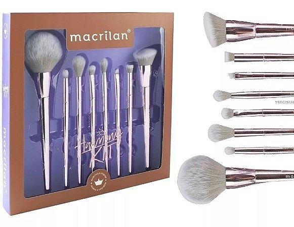 Kit de Pinceis Harmony Macrilan