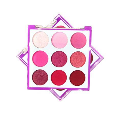 Paleta de Sombras Candy Flavor Bubble Cum (3)