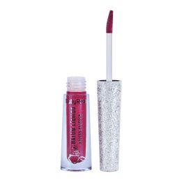 Batom Líquido Shine - Kisses Glitter 363 - Ruby Rose