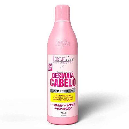 Shampoo Ultra Hidratante Desmaia Cabelo Forever Liss