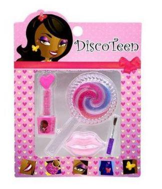 Estojo de Maquiagem Infantil Discoteen (E) HB86503