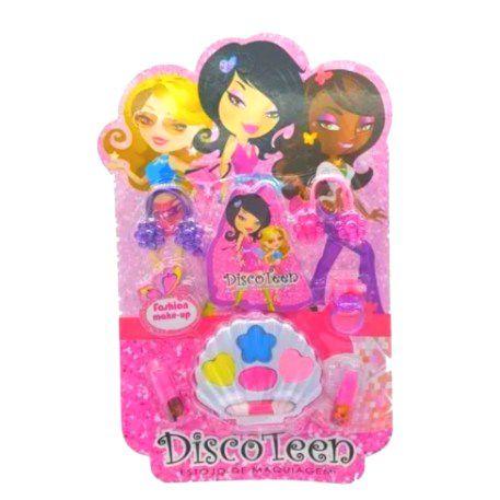 Estojo de Maquiagem Infantil Discoteen (B) HB 86507