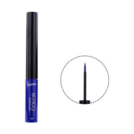 Delineador Azul Escuro (D) Color Luisance