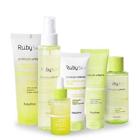 Kit Linha Ruby Skin Proteção Urbana - Ruby Rose