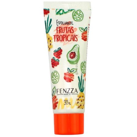 Esfoliante Facial Frutas Tropicais Fenzza