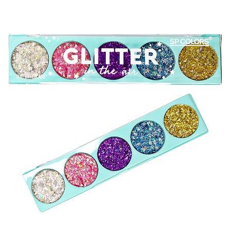 Paleta De Glitter SP Color In The Air Cor B