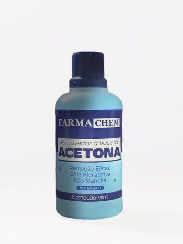 ACETONA FARMACHEM 90ML