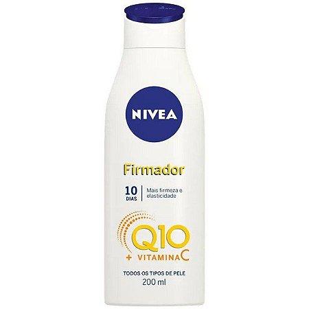Creme Hidratante Corporal Nivea Firmador Q10 200ml